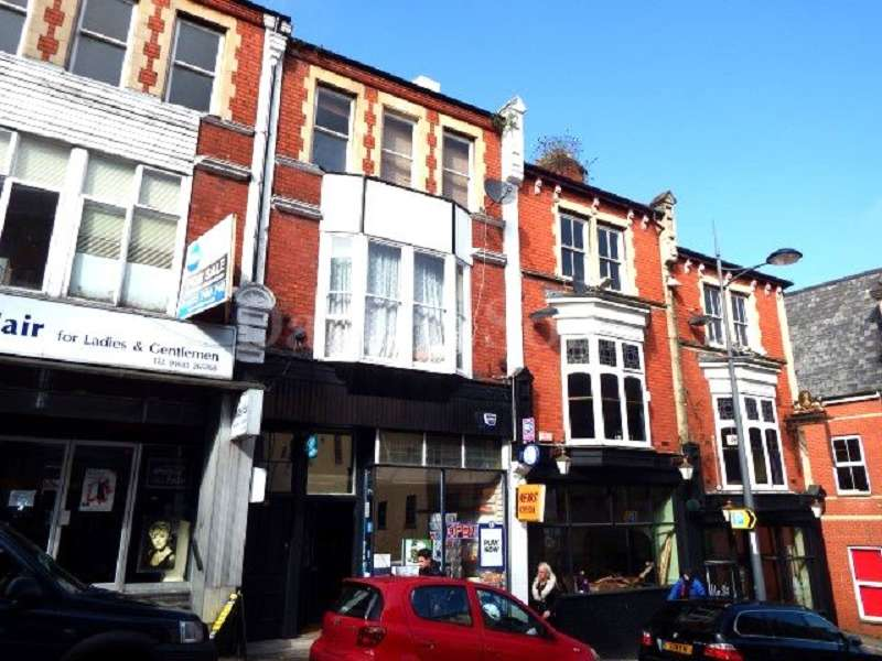 5 Bedrooms Shop Commercial for sale in Charles Street, City Centre, Newport. NP20 1JT
