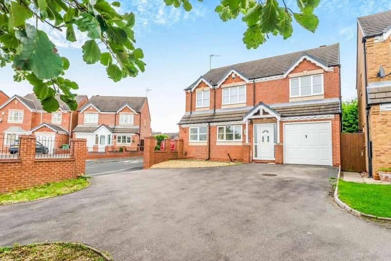 5 Bedrooms Detached House for sale in Hebdon Grove, Coppice Farm