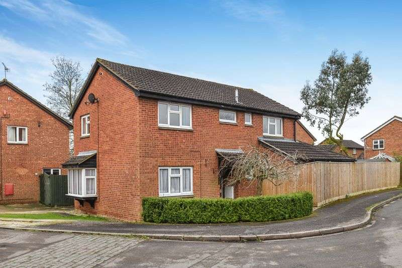4 Bedrooms Detached House for sale in Norris Close, Abingdon