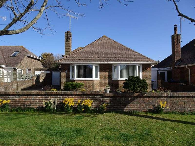 3 Bedrooms Detached Bungalow for sale in Fairview Avenue, Worthing