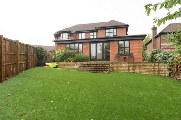 5 Bedrooms Detached House for sale in Rosemount, Durham City