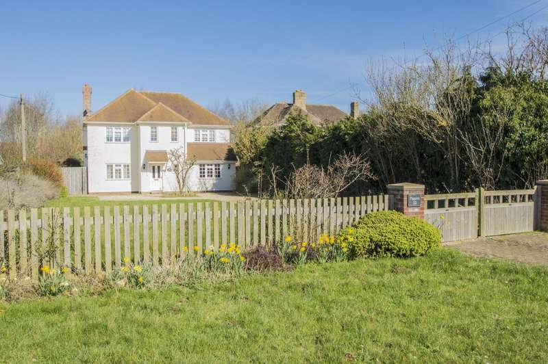 4 Bedrooms Detached House for sale in Dorchester-On-Thames, Wallingford, OX10