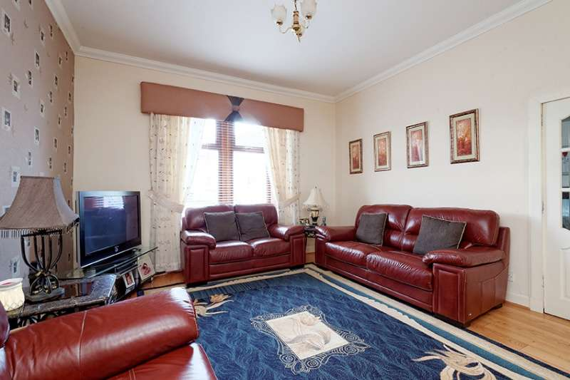 3 Bedrooms Detached Villa House for sale in Mill Road, Airdrie, North Lanarkshire, ML6 6LP