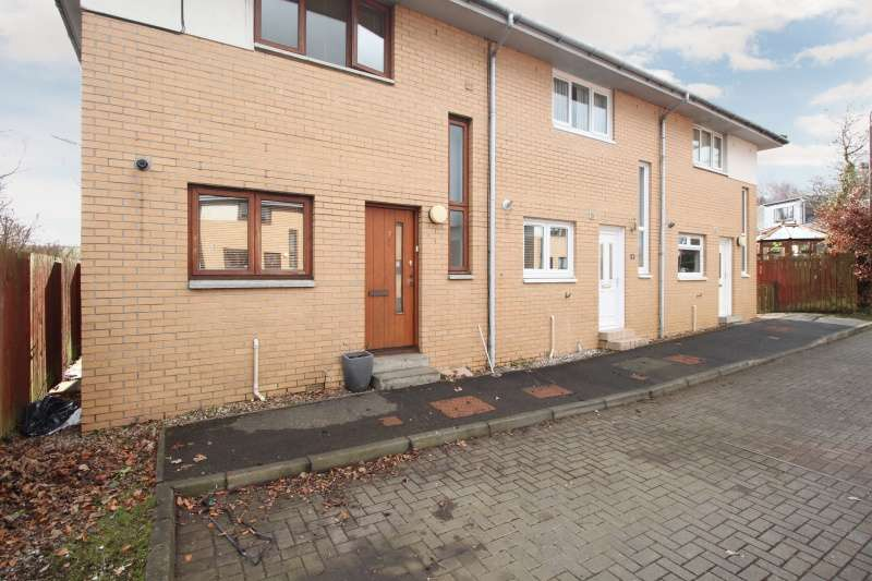 2 Bedrooms End Of Terrace House for sale in Comely Terrace, Brightons, Falkirk, FK2 0JD