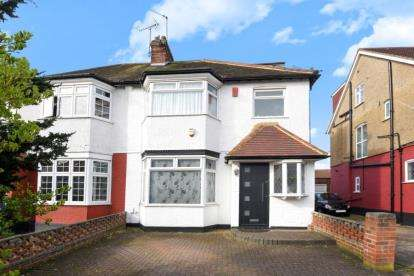 4 Bedrooms Semi Detached House for sale in Sefton Avenue, Mill Hill