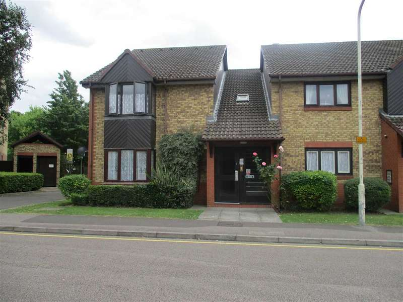 1 Bedroom Apartment Flat for sale in Waterside Close, BARKING