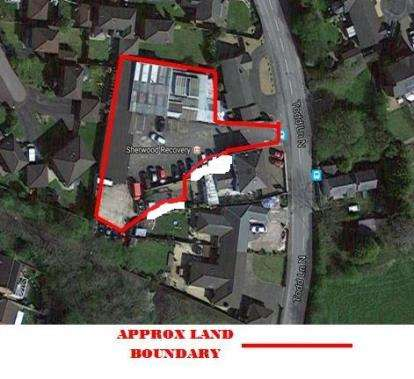 Land Commercial for sale in Todd Lane North, Lostock Hall, Preston, Lancashire