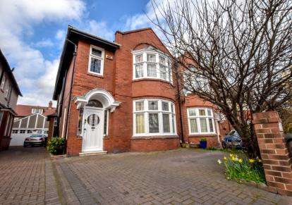 5 Bedrooms Semi Detached House for sale in Osborne Road, Newcastle Upon Tyne, Tyne and Wear, NE2