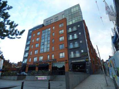 2 Bedrooms Flat for sale in Oldham Street, Liverpool, Merseyside, L1