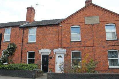 2 Bedrooms Terraced House for sale in Arden Street, Stratford-Upon-Avon, Warwickshire
