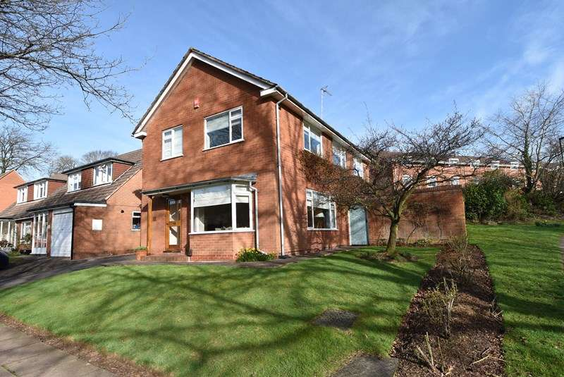 4 Bedrooms Detached House for sale in Goldfinch Close, Bournville, Birmingham