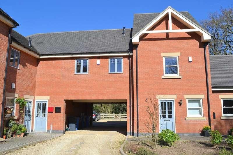 2 Bedrooms Flat for sale in Oakhurst Court, Lynn Lane, Shenstone