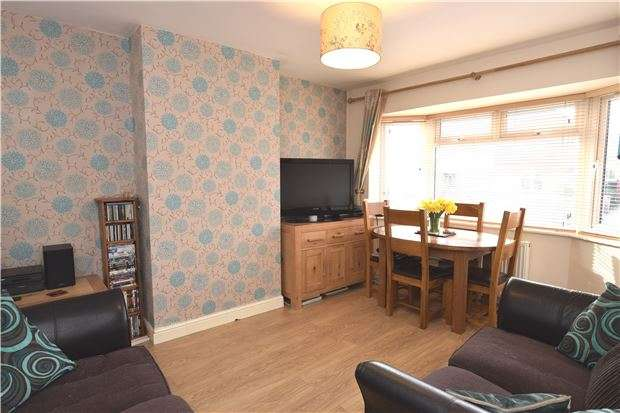 2 Bedrooms End Of Terrace House for sale in Buckhurst Avenue, CARSHALTON, Surrey, SM5 1PF