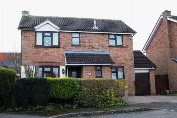3 Bedrooms Detached House for sale in The Dingle, Daventry, Northampton NN11 4DJ