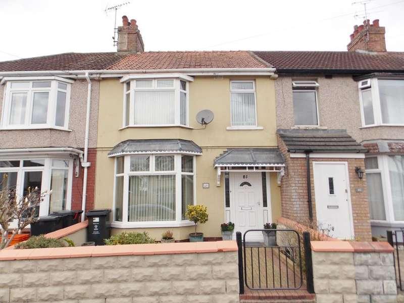 3 Bedrooms Terraced House for sale in Shrivenham Road, Swindon, Wiltshire, SN1 2QA