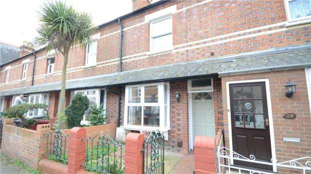 2 Bedrooms Terraced House for sale in Filey Road, Reading, Berkshire