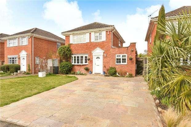 4 Bedrooms Detached House for sale in Harrington Close, Windsor, Berkshire