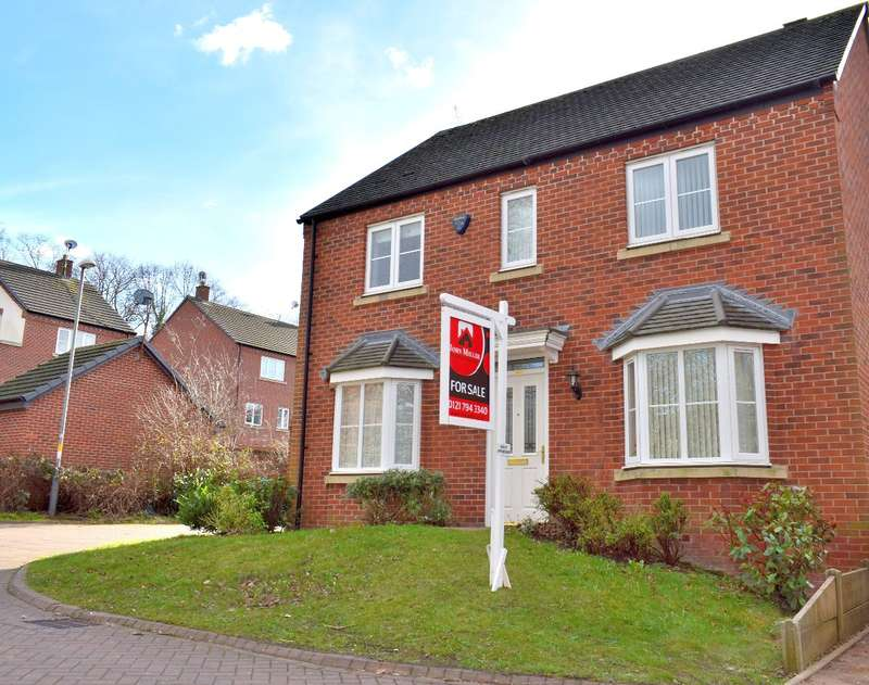 4 Bedrooms Detached House for sale in Barley Road, Edgbaston