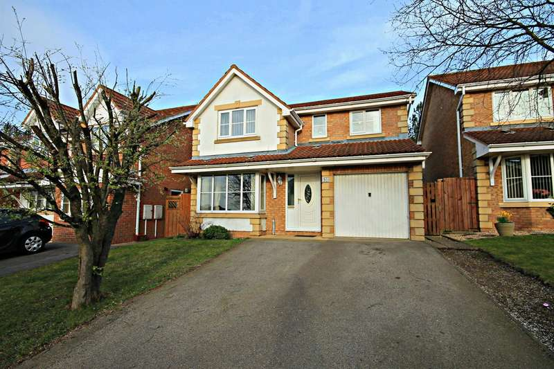 4 Bedrooms Property for sale in Beechfield Rise, Coxhoe, Durham
