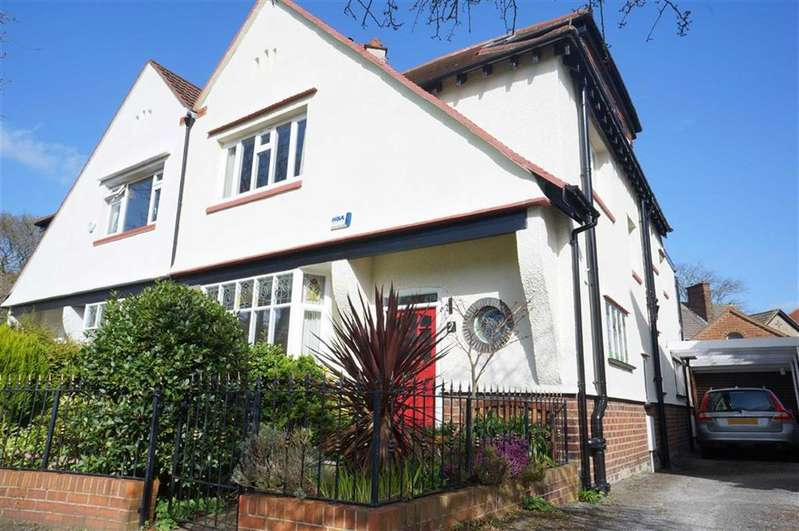5 Bedrooms Property for sale in The Meade, Chorltonville, Manchester, M21