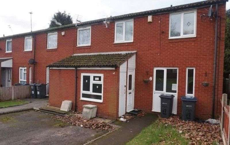 2 Bedrooms Terraced House for sale in Barlands Croft, Birmingham