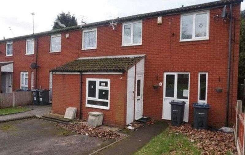 3 Bedrooms Terraced House for sale in Barlands Croft, Birmingham