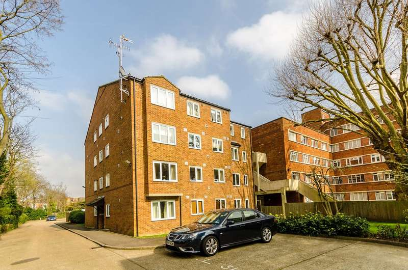 1 Bedroom Flat for sale in Isis Close, Putney, SW15
