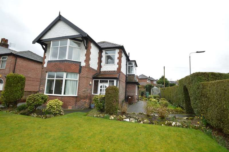 4 Bedrooms Detached House for sale in Bury New Road, Prestwich, Manchester, M25