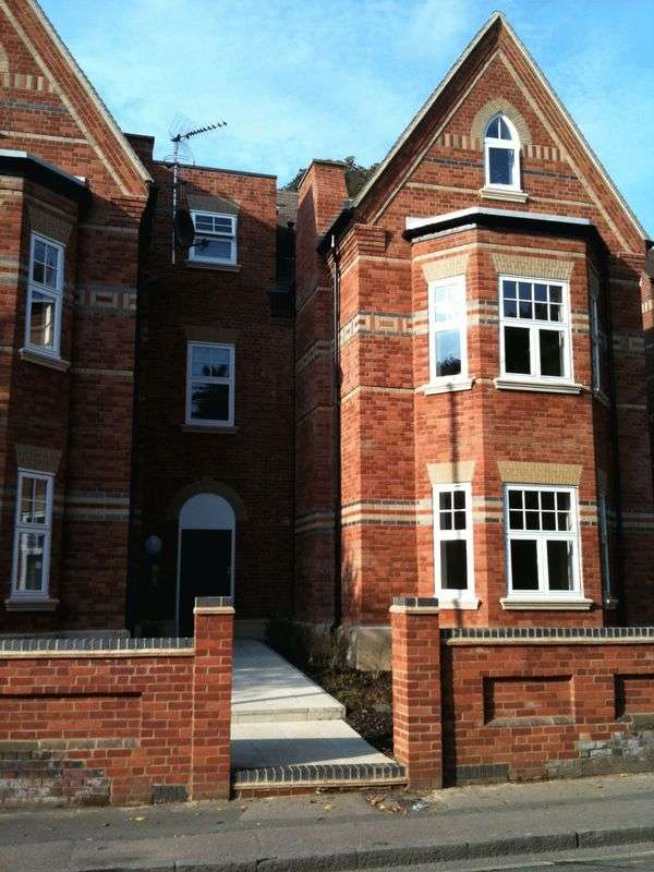 2 Bedrooms Flat for sale in Radley Court, Newsom Place, Hatfield Road, St. Albans, AL1