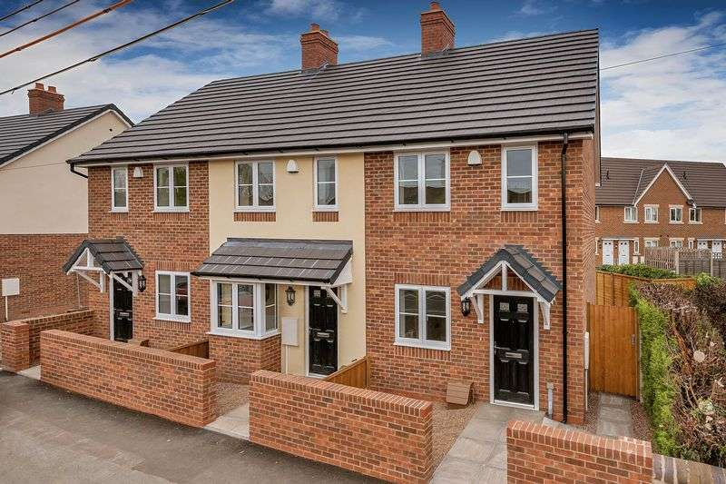2 Bedrooms Terraced House for sale in Wellington Road, Telford