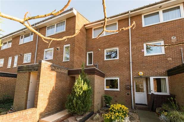 2 Bedrooms Maisonette Flat for sale in Tidenham Gardens, Park Hill