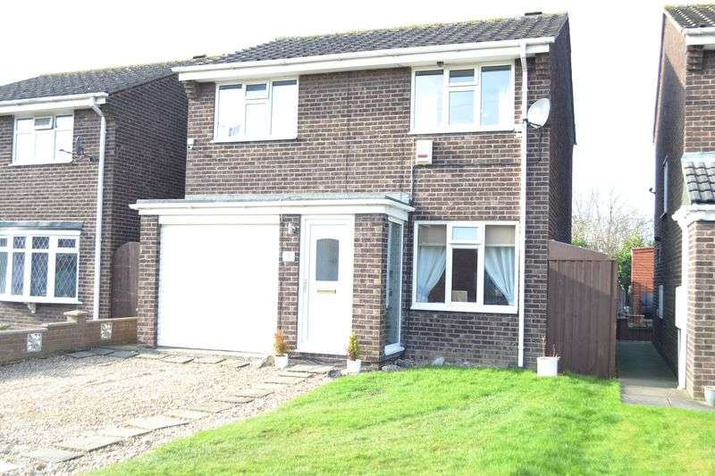 3 Bedrooms Detached House for sale in Warping Way, Scunthorpe