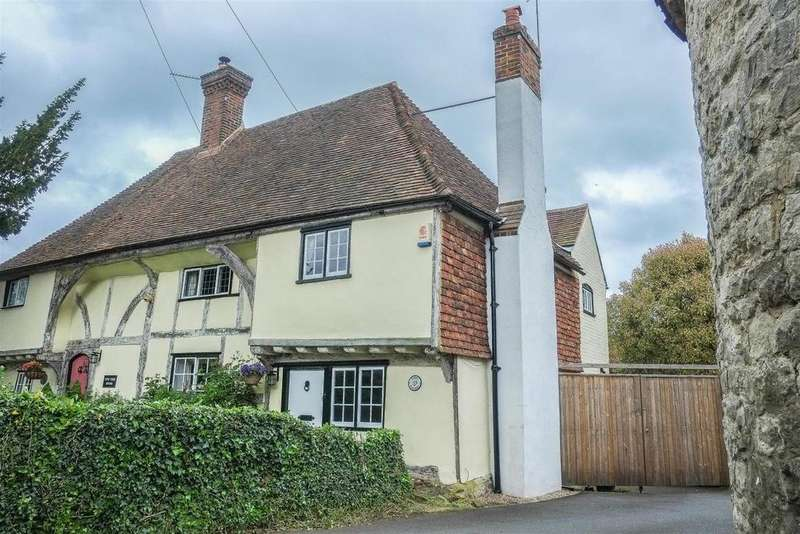 2 Bedrooms Cottage House for sale in Weavering Street, Weavering, Maidstone