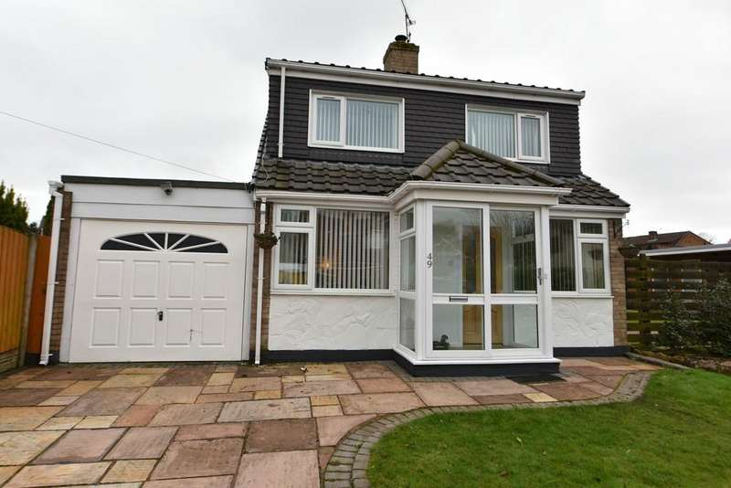 3 Bedrooms Detached House for sale in Delph Common Road, Aughton