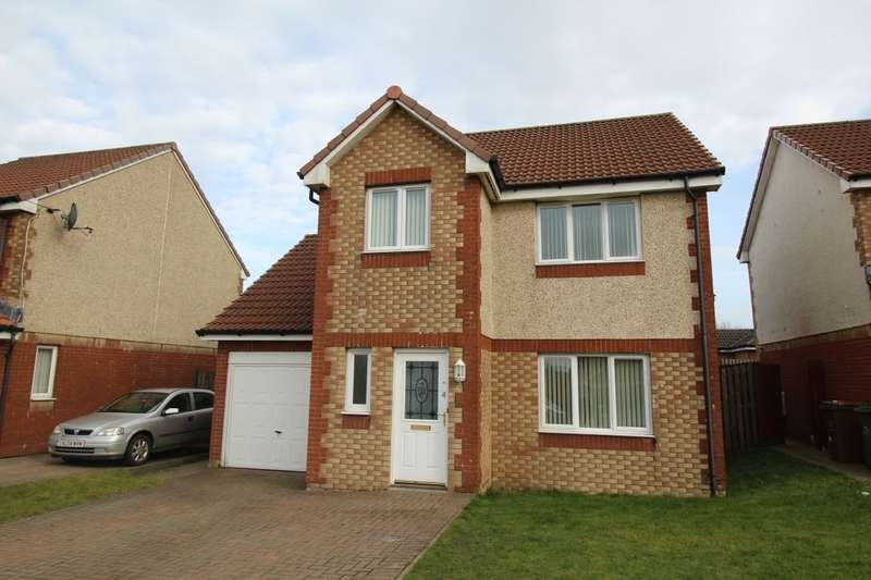 3 Bedrooms Detached House for sale in Craigsmill Wynd, Caldercruix, Airdrie, ML6