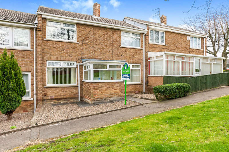 3 Bedrooms Property for sale in Greenrigg, BLAYDON-ON-TYNE, NE21
