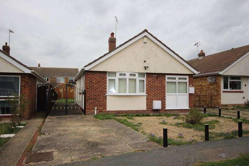 2 Bedrooms Detached Bungalow for sale in Sandown Close, Clacton-On-Sea