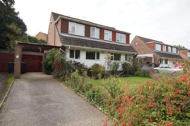 2 Bedrooms Semi Detached House for sale in Fishers Close, Blandford Forum