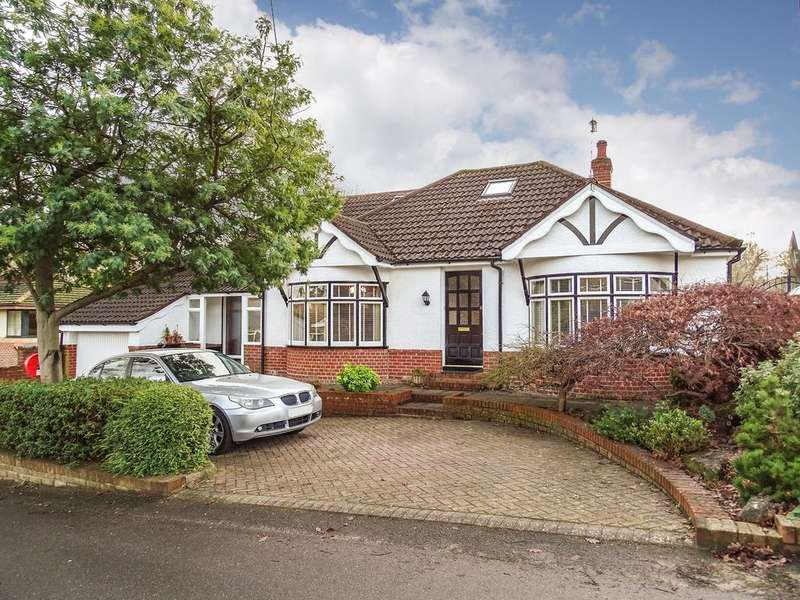 3 Bedrooms Chalet House for sale in Old Bursledon