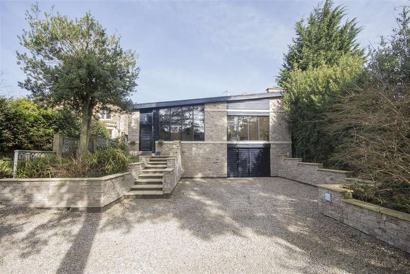 4 Bedrooms Detached House for sale in Pinehaugh, Station Road, Warkworth, Northumberland NE65