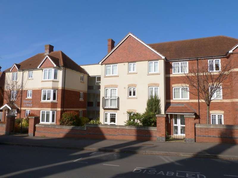1 Bedroom Apartment Flat for sale in Hamlet Lodge, Heathville Road