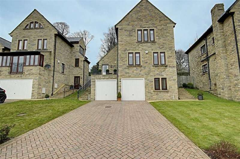 4 Bedrooms Detached House for sale in Stonecroft Mount, Halifax