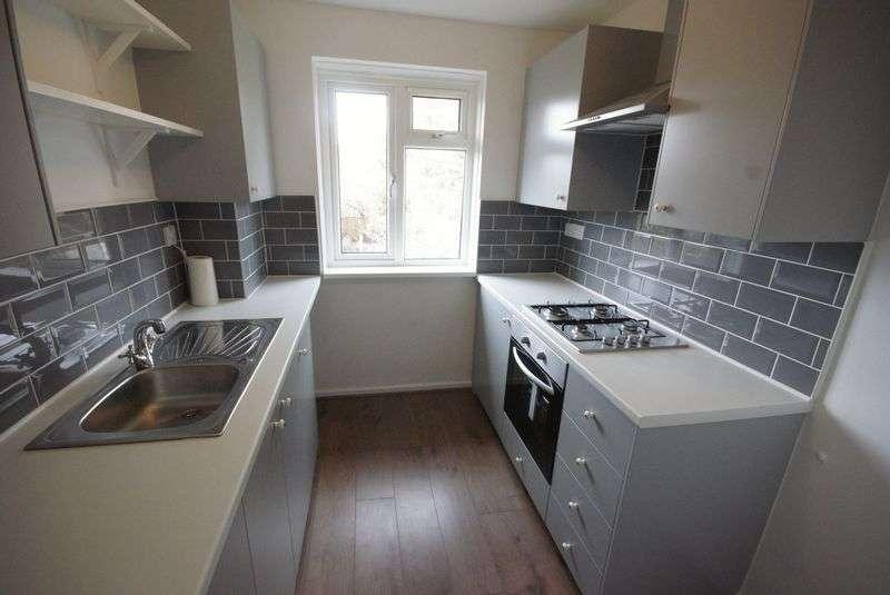 1 Bedroom Flat for sale in Wilmott Close, Gosport