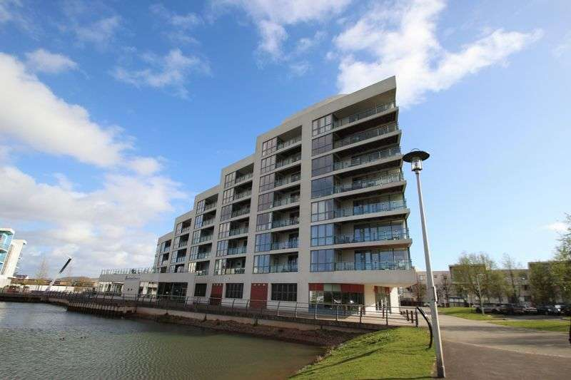 2 Bedrooms Flat for sale in Mirage, Portishead