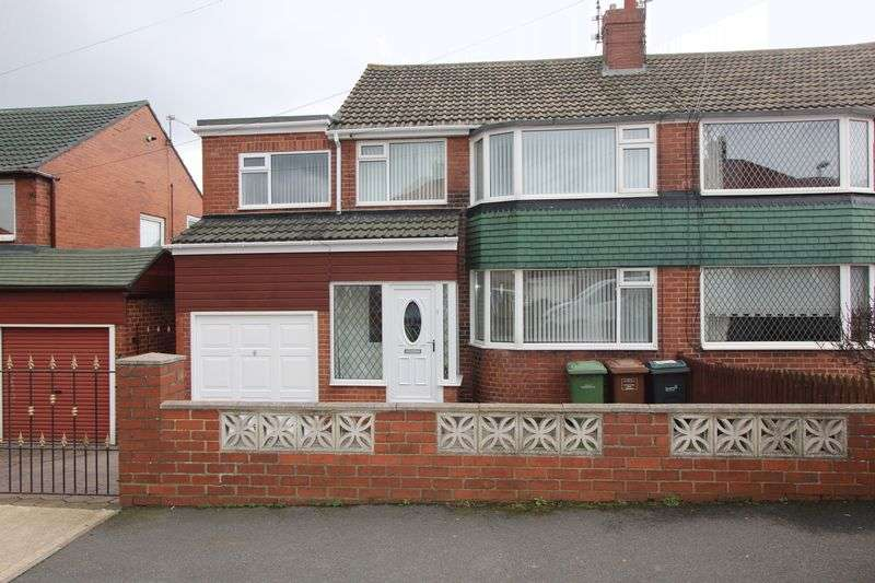 4 Bedrooms Semi Detached House for sale in Ayton Avenue, Grangetown, Sunderland