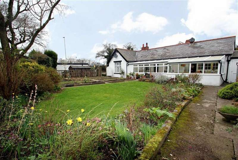 3 Bedrooms Detached Bungalow for sale in Bromfield Road, Ludlow