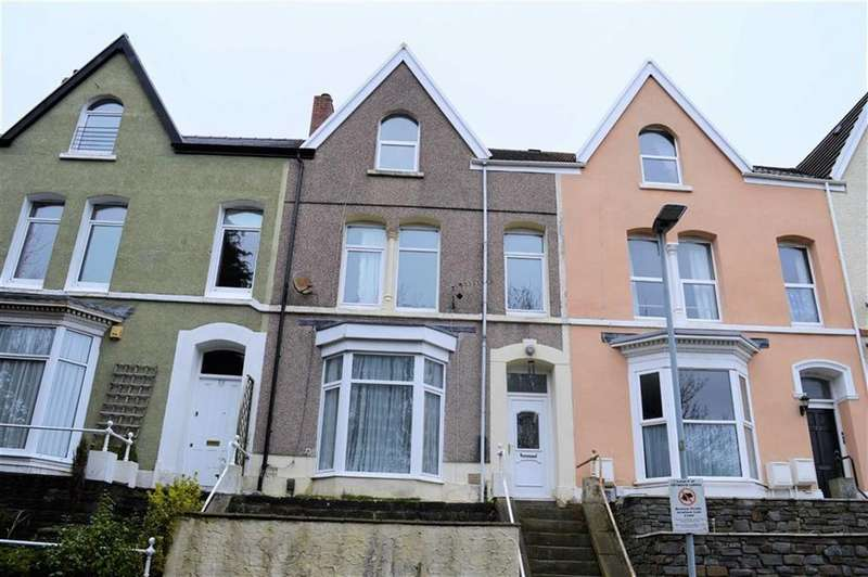 5 Bedrooms Terraced House for sale in Cwmdonkin Terrace, Swansea, SA2