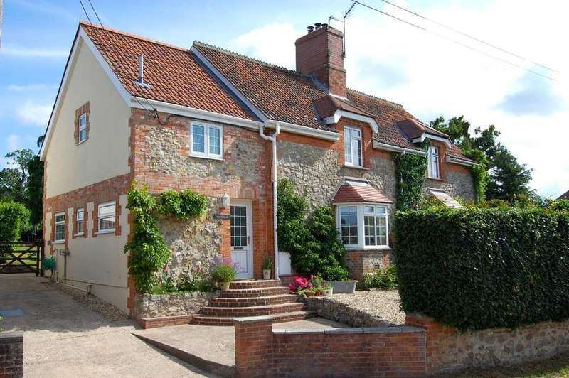 3 Bedrooms Semi Detached House for sale in Broadhembury, Honiton