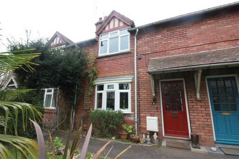 2 Bedrooms Terraced House for sale in Hallen Road, Henbury, Bristol