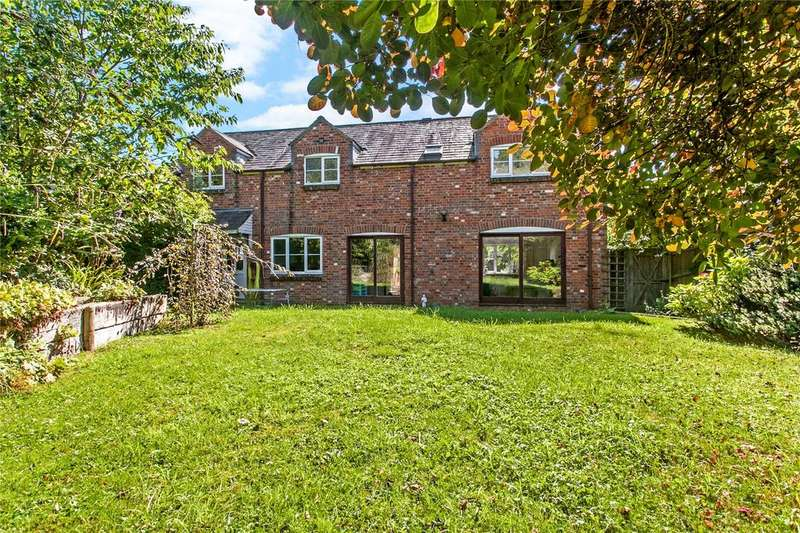4 Bedrooms Detached House for sale in Fyfield, Wiltshire